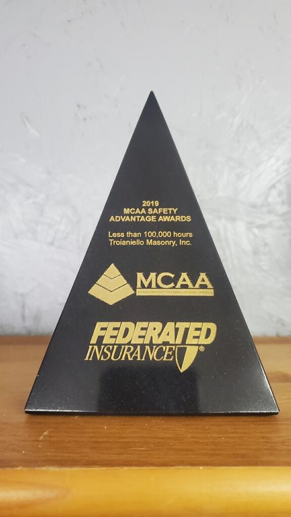 MCAA Award 2018